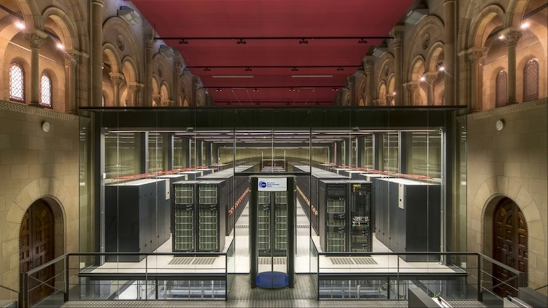 Image: Barcelona Supercomputing Center